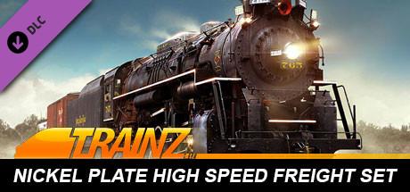 TANE DLC: Nickel Plate High Speed Freight on Steam