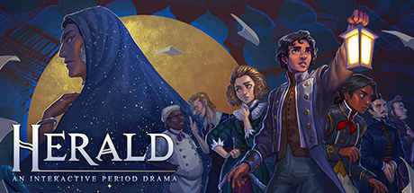 Herald: An Interactive Period Drama - Book I & II