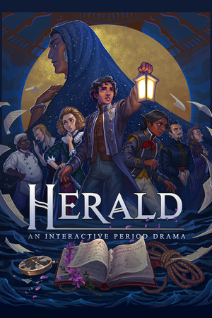 Herald: An Interactive Period Drama - Book I & II poster image on Steam Backlog