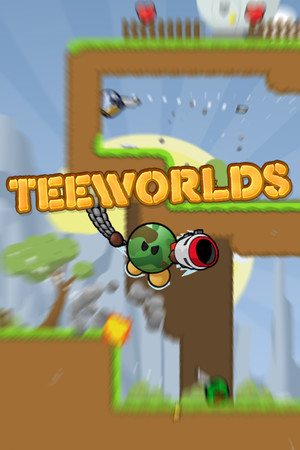 Teeworlds poster image on Steam Backlog