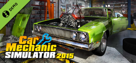 Car Mechanic Simulator 2015 Demo on Steam