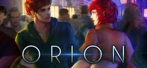Orion: A Sci-Fi Visual Novel cover art
