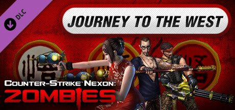 Counter–Strike Nexon Zombies – Journey to the West + Permanent Character