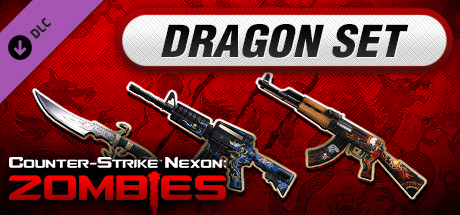 Counter-Strike Nexon: Zombies - Dragon Set + Permanent Character on Steam