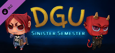 DGU - Sinister Semester on Steam