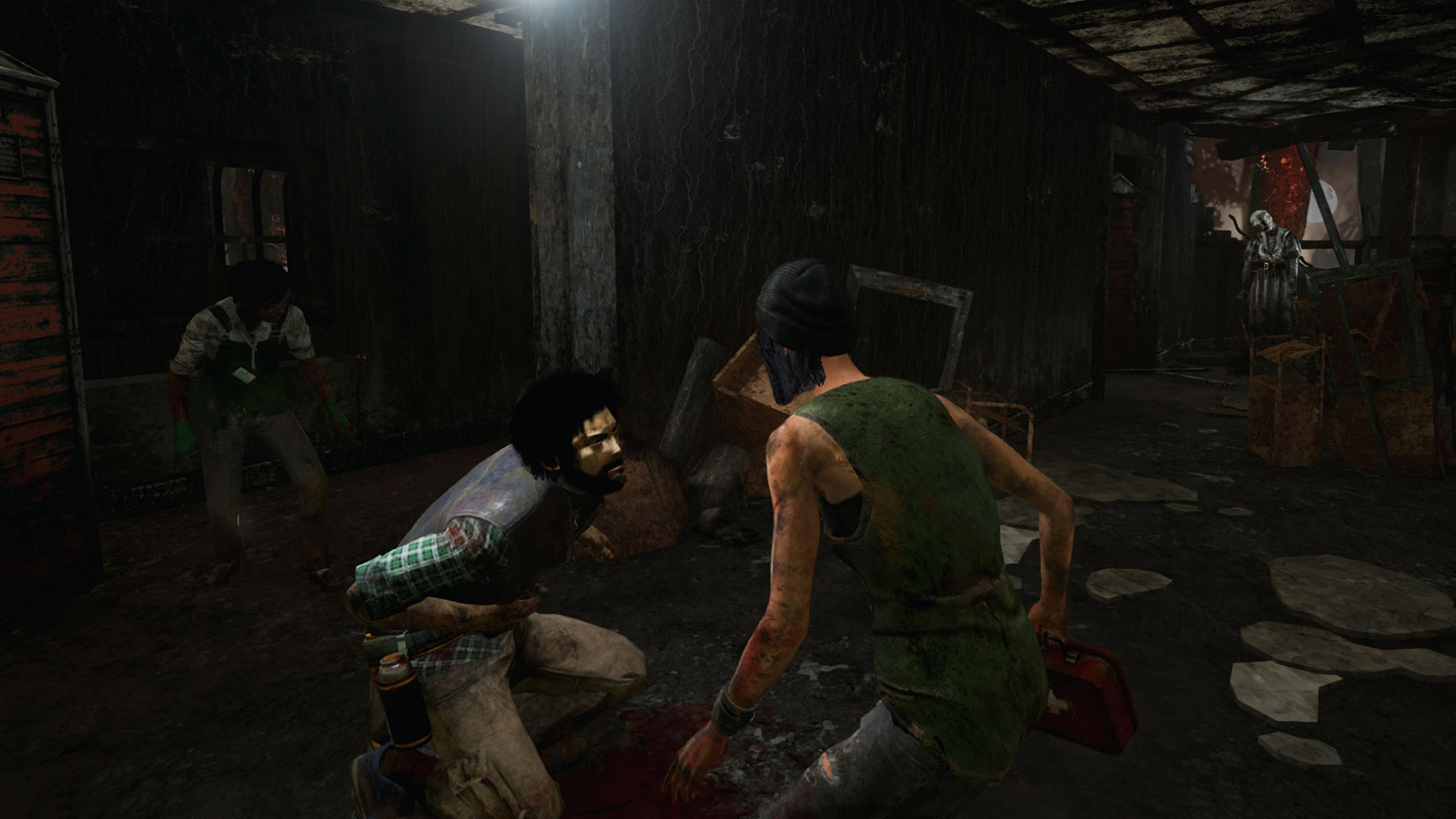 dead by daylight come