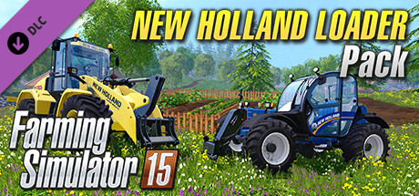 Farming Simulator 15 - New Holland Loader Pack on Steam