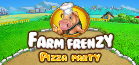 Farm Frenzy Pizza Party cover art
