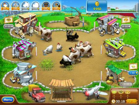 Farm Frenzy: Pizza Party