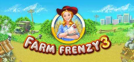 Купить Farm Frenzy 3