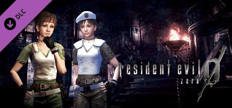 Resident Evil 0 Costume Pack 4