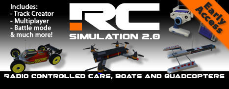 RC Simulation 2.0 - RC 模拟 2.0