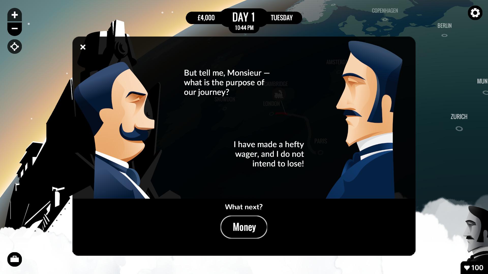 80 Days screenshot 2