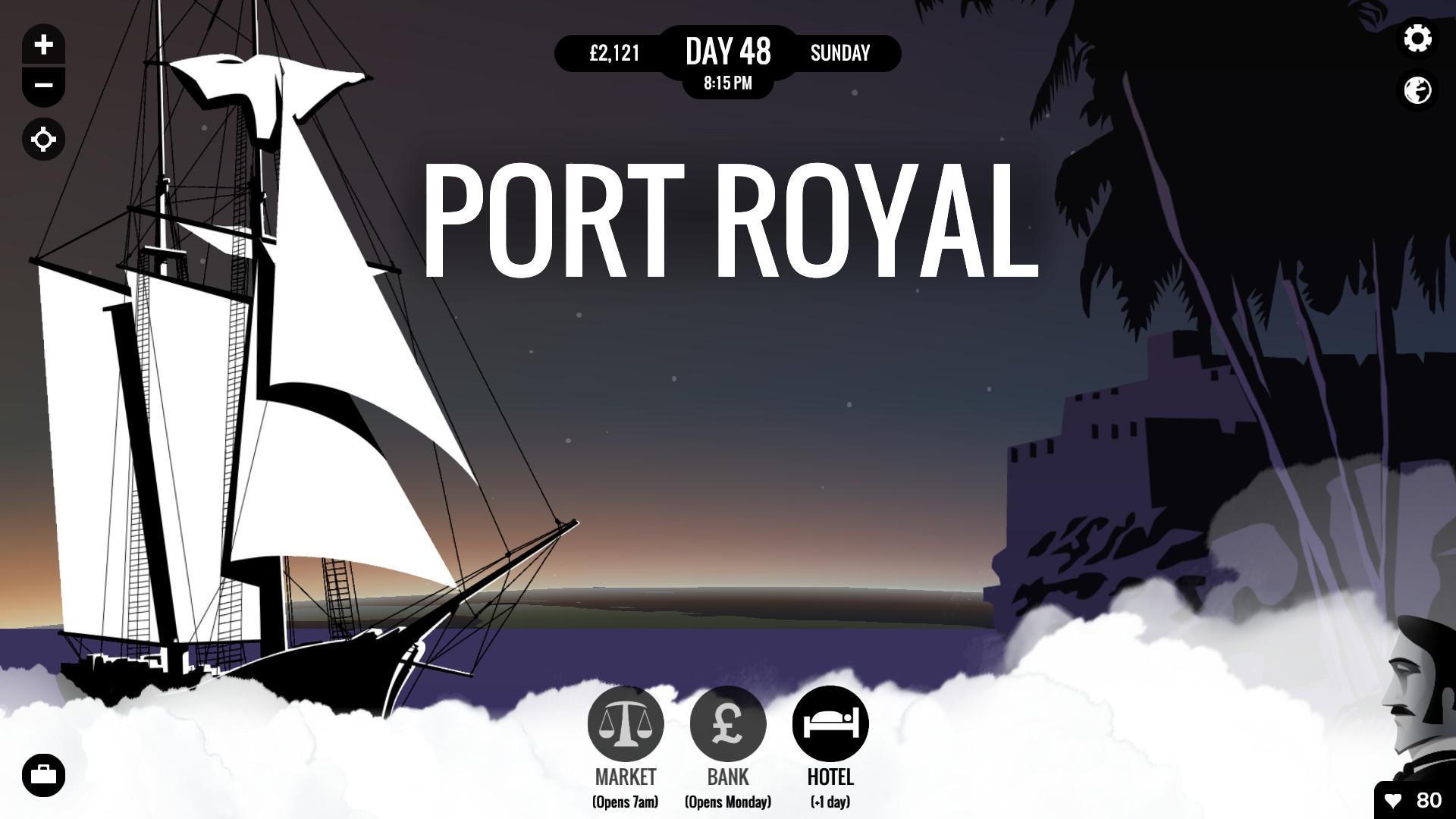 80 Days screenshot 1