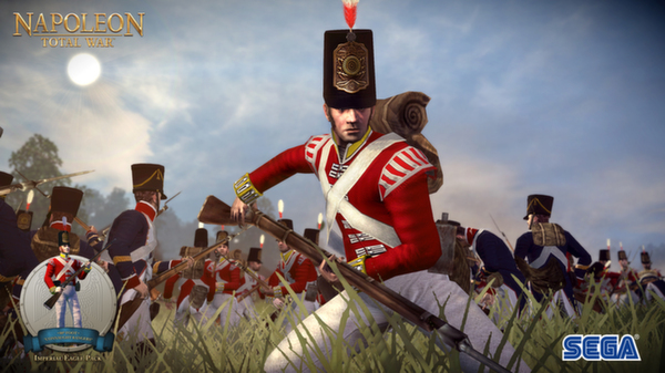 Napoleon: Total War - Imperial Eagle Pack