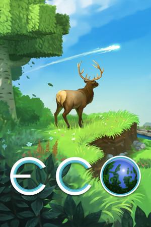 Eco poster image on Steam Backlog