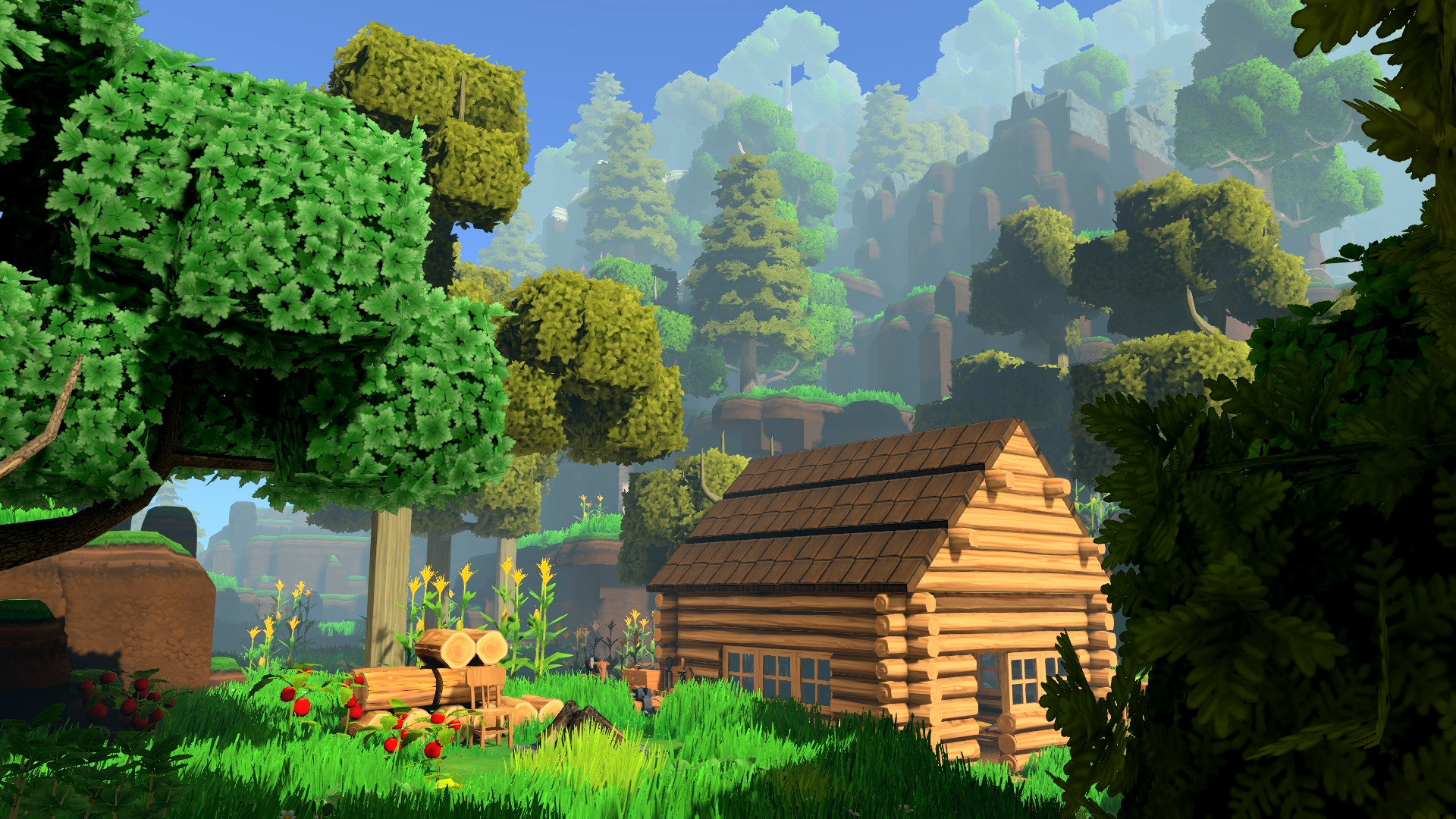 Eco [Early Access] [2018|Eng]