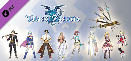 Tales of Zestiria - Pre-order items on Steam