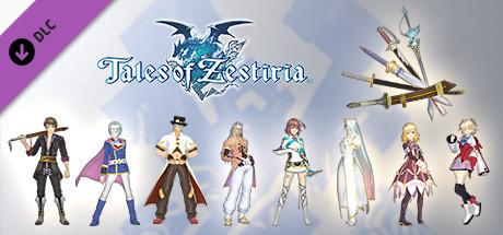 Tales of Zestiria - Pre-order items