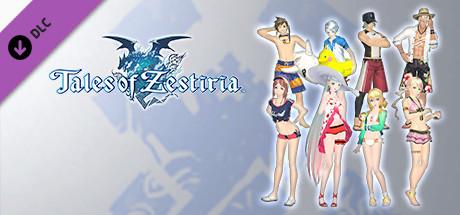 Tales of Zestiria - Seaside Resort Costumes Set