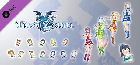 Tales of Zestiria - Idolmaster Costume Set