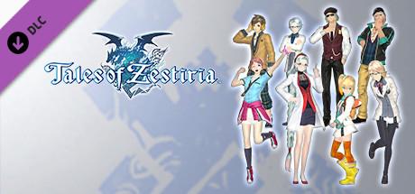 Tales of Zestiria - School Costume Set on Steam