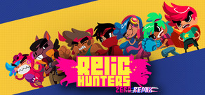 Relic Hunters Zero cover art
