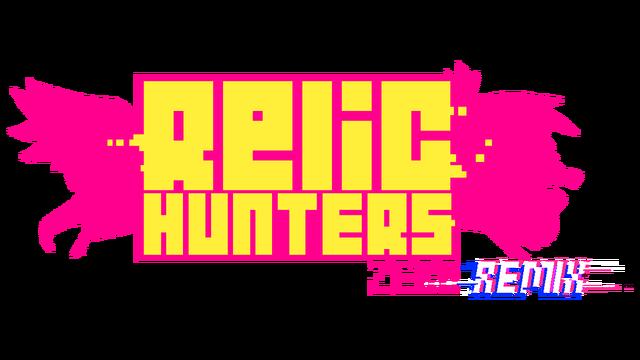 Relic Hunters Zero logo