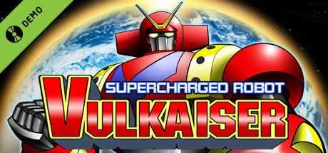 Supercharged Robot VULKAISER Demo on Steam
