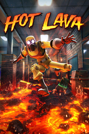 Hot Lava poster image on Steam Backlog