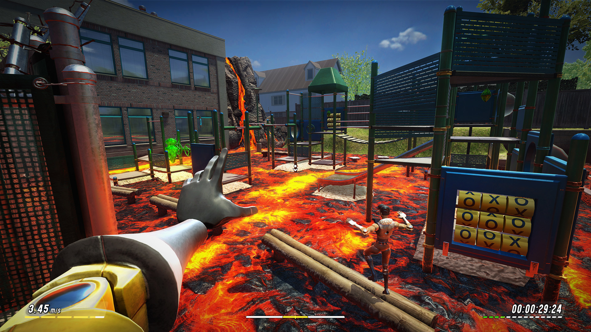 Hot Lava on Steam