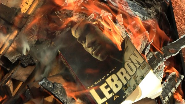 Losing LeBron