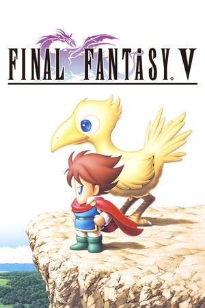 FINAL FANTASY V poster image on Steam Backlog