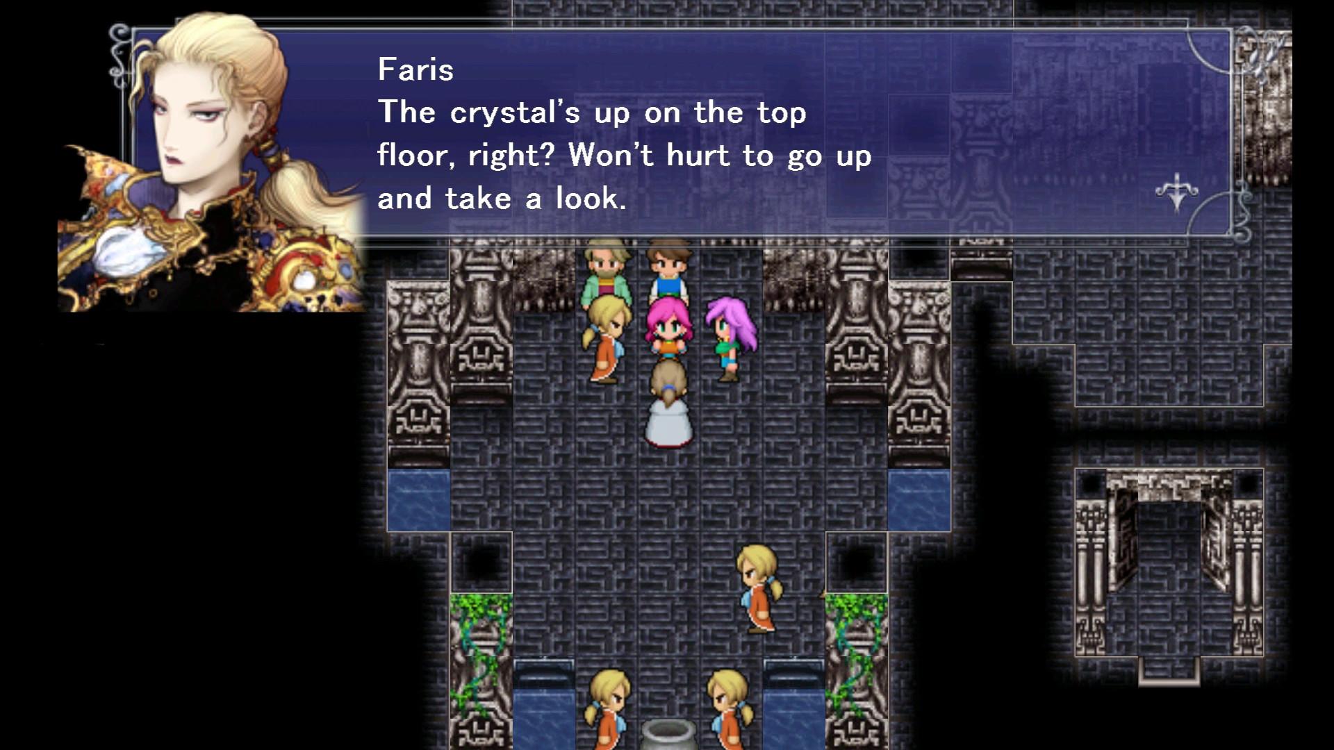 Similar to Final Fantasy Awakening