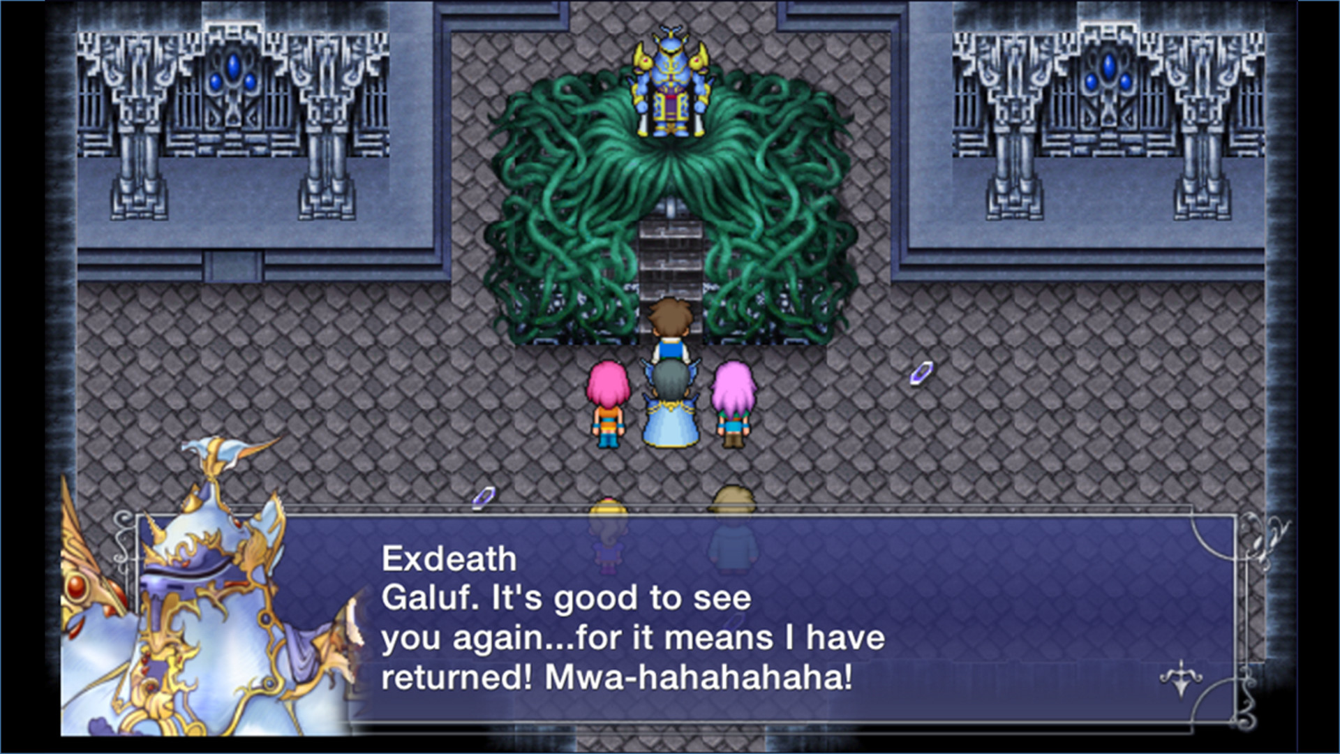 Final Fantasy V ESPAÑOL PC Full (RELOADED) 1