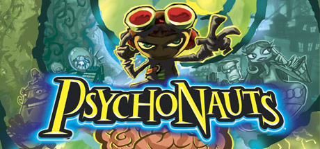 Psychonauts cover art
