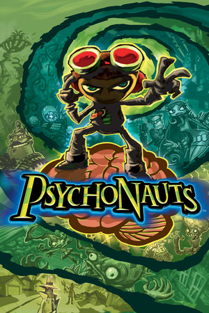 Psychonauts poster image on Steam Backlog