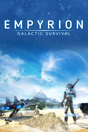 Empyrion - Galactic Survival poster image on Steam Backlog