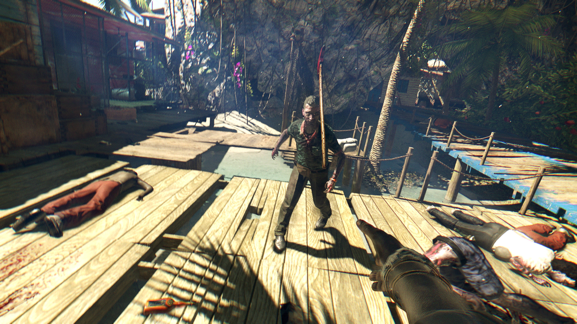 Dead Island And Dead Island Edition Multiplayer