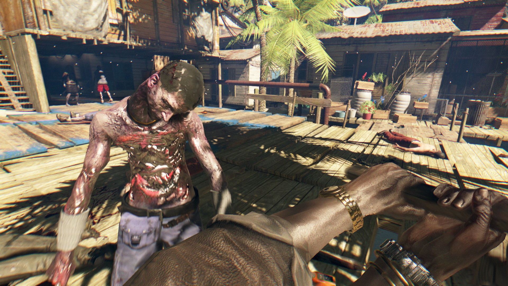 How To Mark Zombies In Dead Island Riptuide