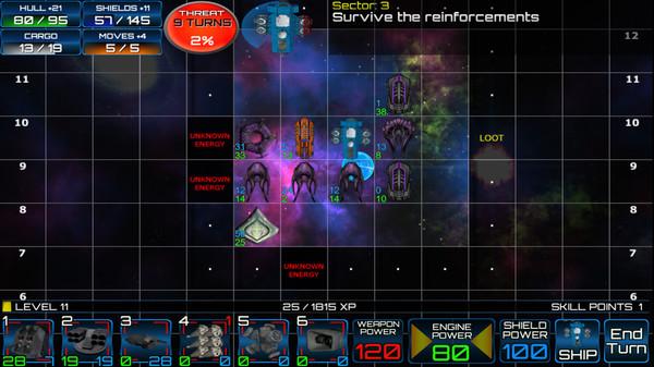скриншот Star Chronicles: Delta Quadrant 1