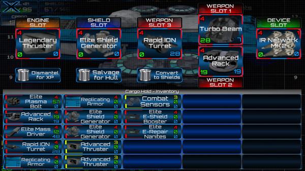 скриншот Star Chronicles: Delta Quadrant 3