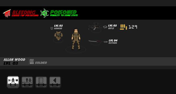 скриншот Flesh Eaters 2