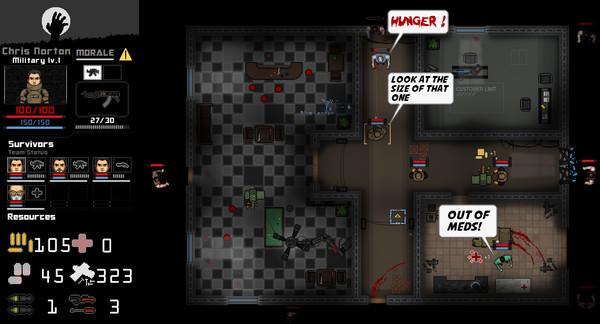 скриншот Flesh Eaters 3
