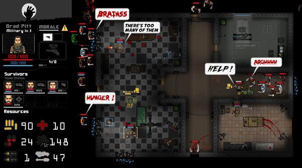 скриншот Flesh Eaters 0