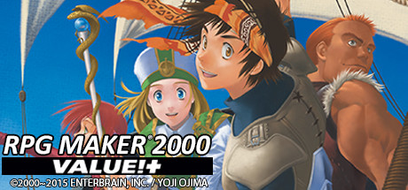 RPG Maker 2000 on Steam
