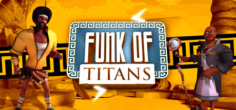 Game Banner Funk of Titans