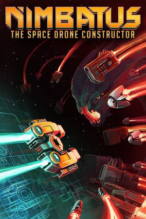 Nimbatus - The Space Drone Constructor poster image on Steam Backlog