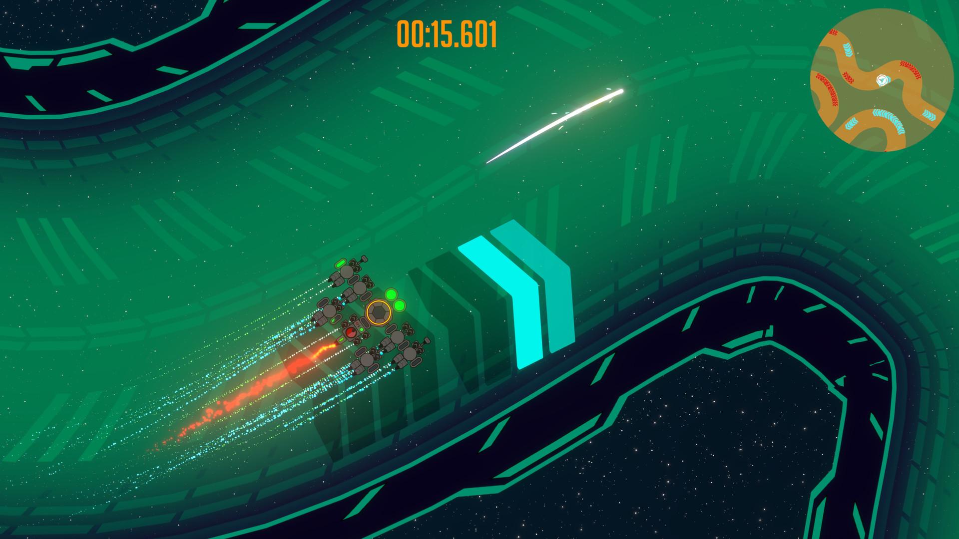 Nimbatus Screenshot 1