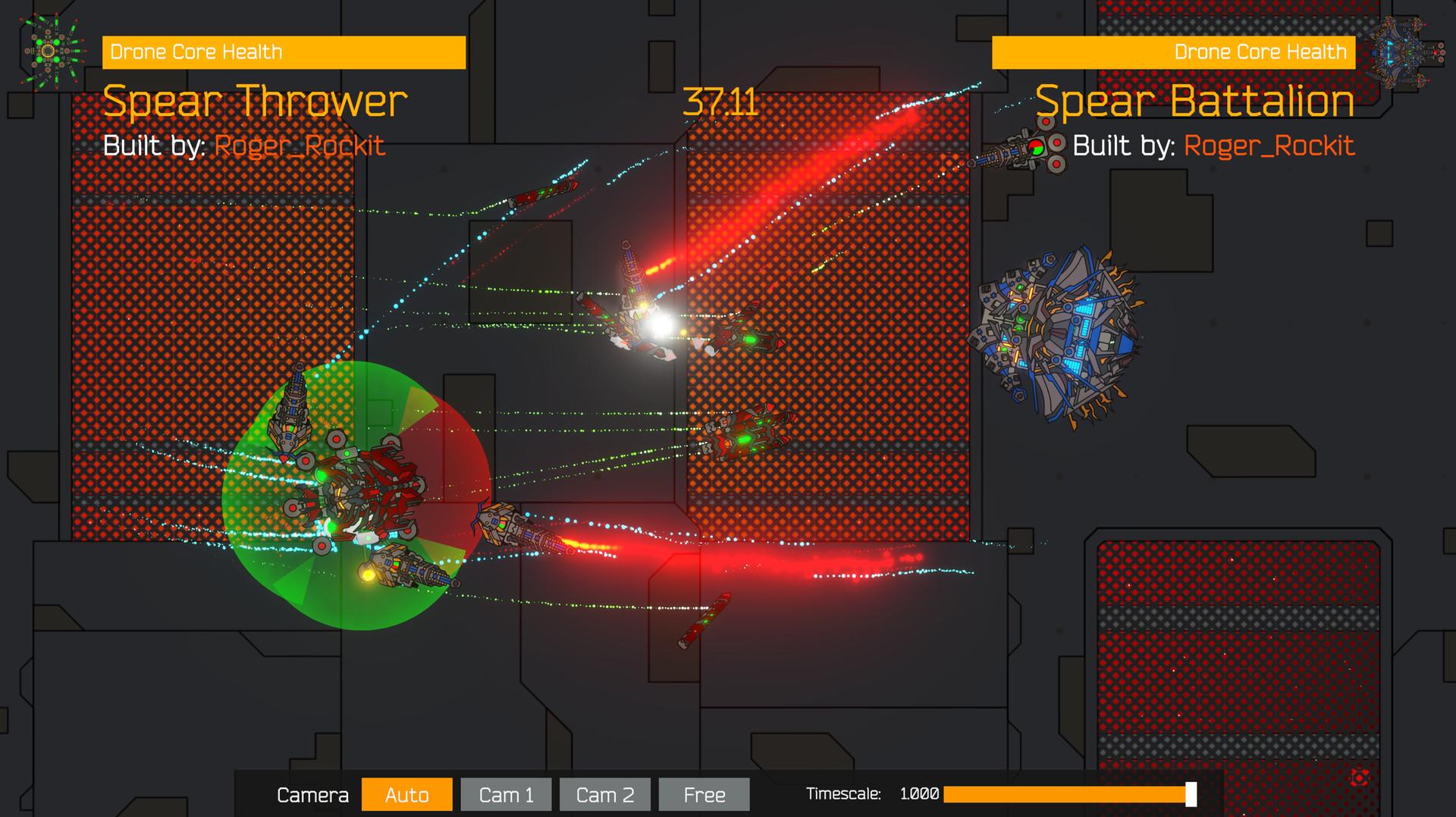 Nimbatus Screenshot 3